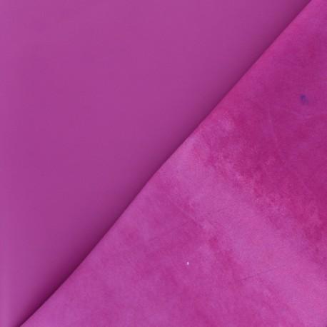Peau d'Agneau Cuir Véritable Odessa - rose bonbon