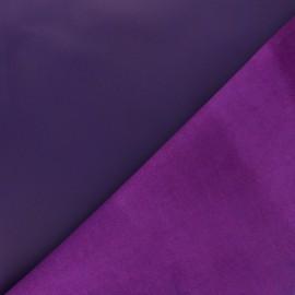 Lambskin Genuine Leather - purple Odessa
