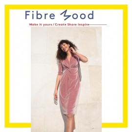 Dress Sewing Pattern - Fibre Mood Kamille