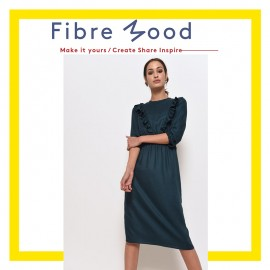 Dress Sewing Pattern - Fibre Mood Rosie