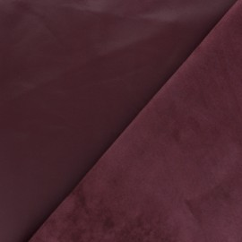 Lambskin Genuine Leather - Bourgogne red Odessa