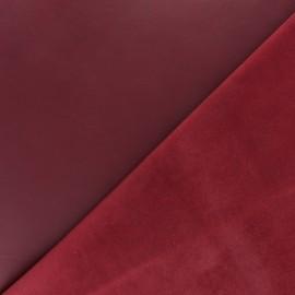 Lambskin Genuine Leather - Turkish red Odessa