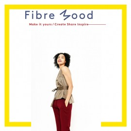 Top Sewing Pattern - Fibre Mood Josie