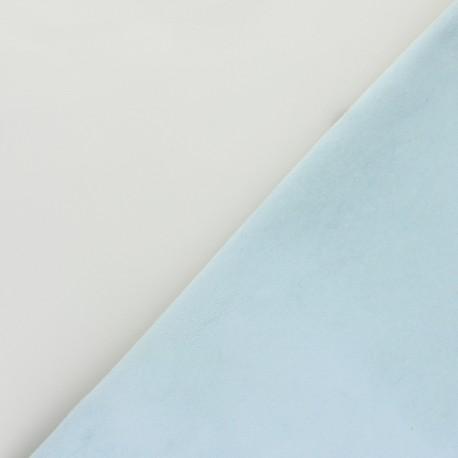 Lambskin Genuine Leather - white smoke Odessa