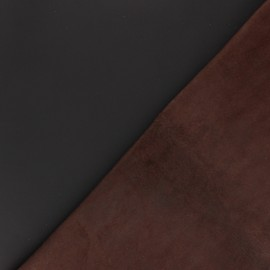 Lambskin Genuine Leather - Brown Luck