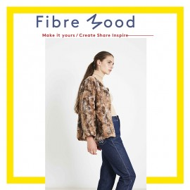 Jacket Sewing Pattern - Fibre Mood Penny