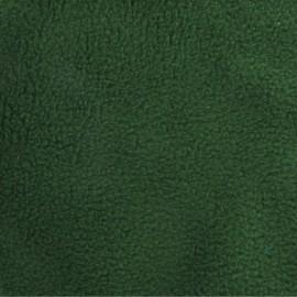 Tissu Polaire vert