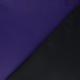 Peau d'Agneau Cuir Véritable Guttée - Argenté