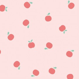 Primrose Fabrics cotton fabric - Raw Apples x 10 cm