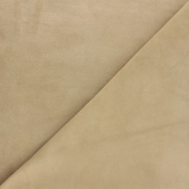 Lambskin Genuine Leather - Sand Daim