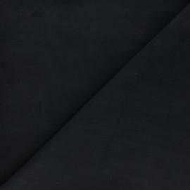Lambskin Genuine Leather - Navy blue Daim