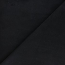 Peau d'Agneau Cuir Véritable Daim - Bleu marine