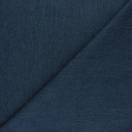 Lurex Jeans fabric - brut Babe x 10cm