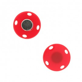 23 mm magnetic button - navy blue Ima