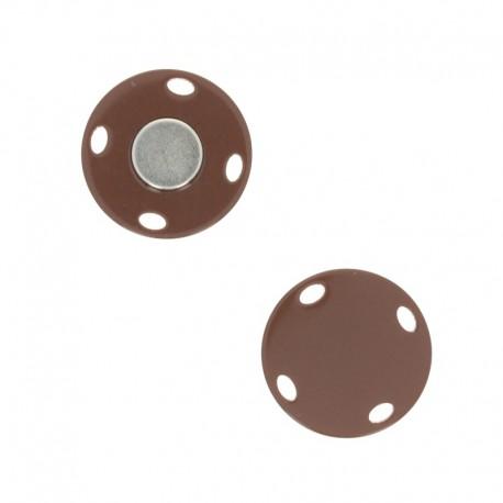 23 mm magnetic button - transparent Ima