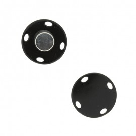 23 mm magnetic button - White Ima