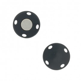 23 mm magnetic button - pearl Ima