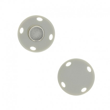 23 mm magnetic button - grey Ima