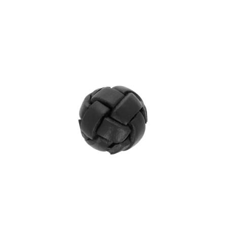 Polyester Cialda button - bronze