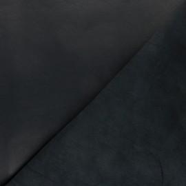 Lambskin Genuine Leather - Black Classy