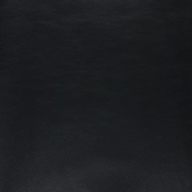 Peau de Veau Cuir Véritable Smith A - Noir