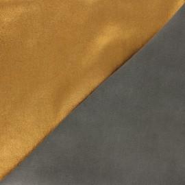 Stretch Genuine Leather - Red Powder Magisco