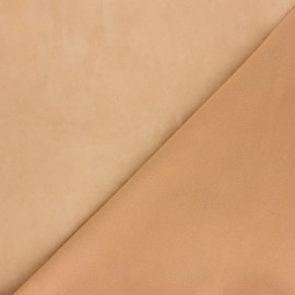Genuine Stretch Leather - Beige Panthere Magisco