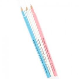 lot de 3 crayons solubles à l'eau