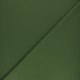 Tissu sweat léger uni - mousse x 10cm
