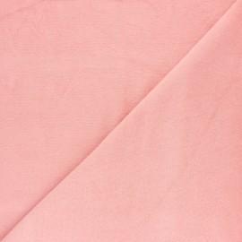 Tissu éponge jersey - bleu nuit x 10cm