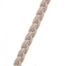 Dress braid trimming ribbon - beige