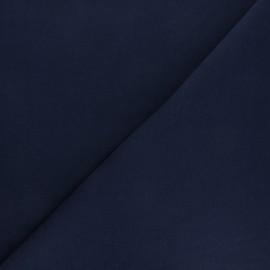Plain sweatshirt fabric - Aqua green x 10cm