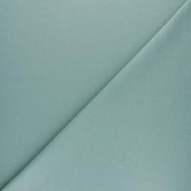 Tissu interlock uni - taupe  x 10cm