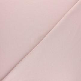Tissu interlock uni - eucalyptus  x 10cm
