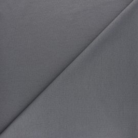Tissu interlock uni - écru x 10cm