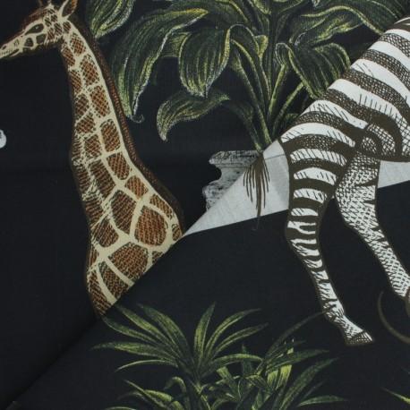 Polycotton fabric extra wide (280cm) - Raw Campanilla x 34 cm