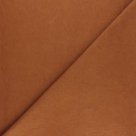 Toile de coton lavée Mind The Maker Erin - bleu marine x 10cm