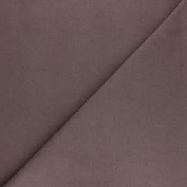 Toile de coton lavée Mind The Maker Erin - Rouille x 10cm