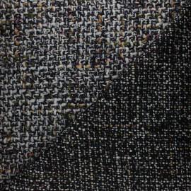 Tissu Tweed Lurex Léonie - multicolore x 10cm