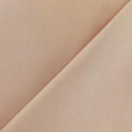 Tissu Coton uni - sable x 10cm