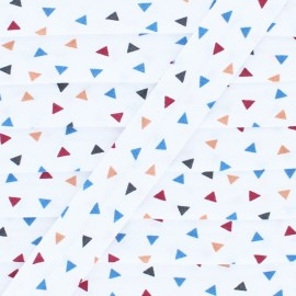 20 mm Polycotton Bias Binding - B Triangle x 1m