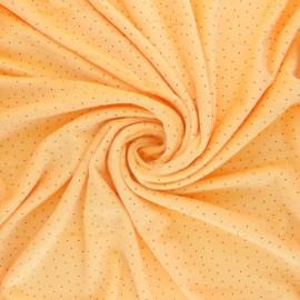 Tissu Doudou Ultra Doux Doto - aurore x 10cm