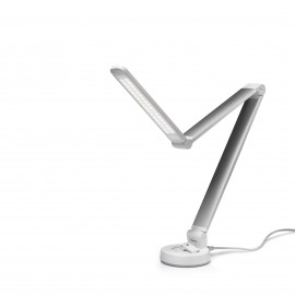 LED folding lamp with suction base Prym