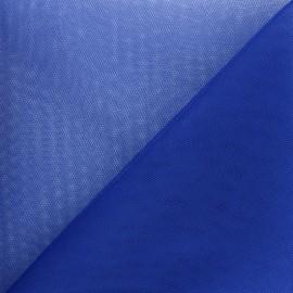 Tulle Bleu roy x 1m