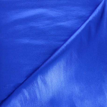 Lurex Coated Bengaline fabric - sparkling pink x 10cm