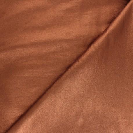 Lurex Coated Bengaline fabric -sparkling gold x 10cm