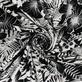 Viscose Jersey Fabric - Lime Seminyak x 10 cm