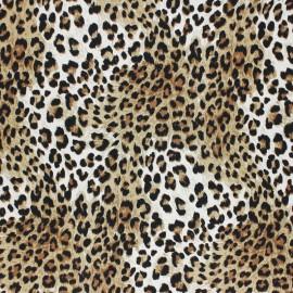 Tissu Viscose Salvaje - Beige x 10cm