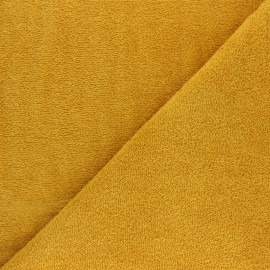 Thalasso towel fabric - Terracotta x 10cm