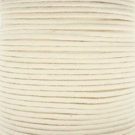 Cordon de bourrage pour passepoil - Crème x 1m